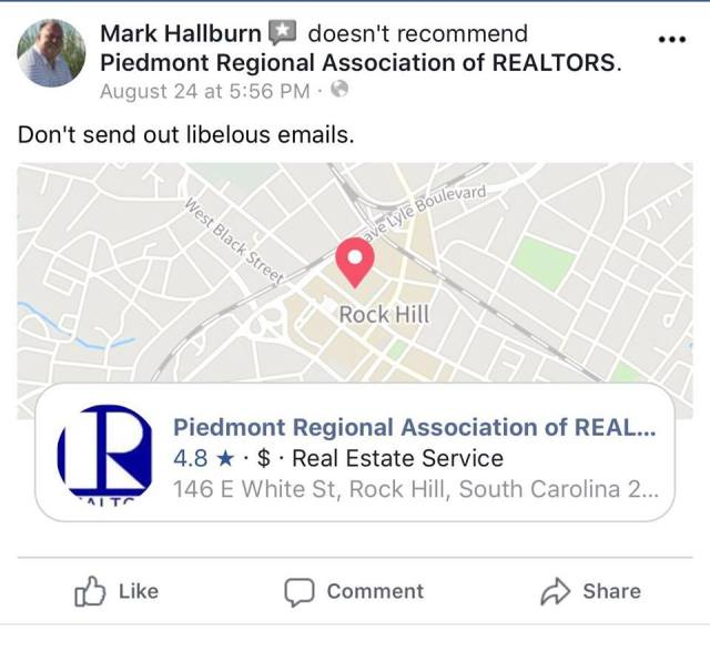 Realtors Warned To Beware Putnamlies Com